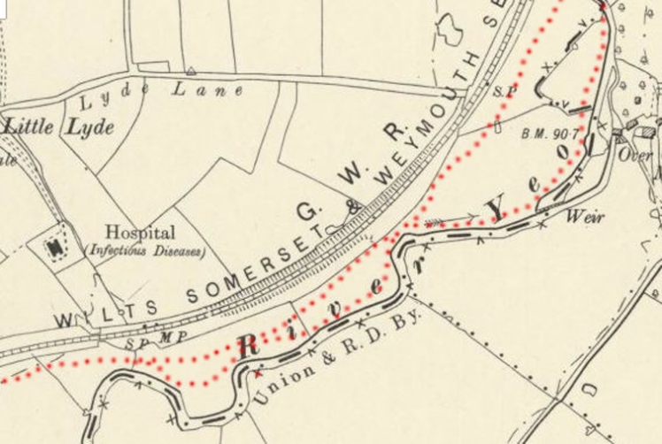 drainage channel 1898