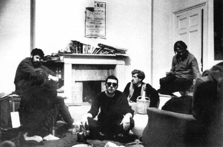 Beatnik Horror 3 Gambier Terrace Liverpool 24 July 1960